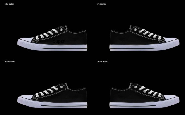 Schuh (Design: 7223 )Sneaker Low
