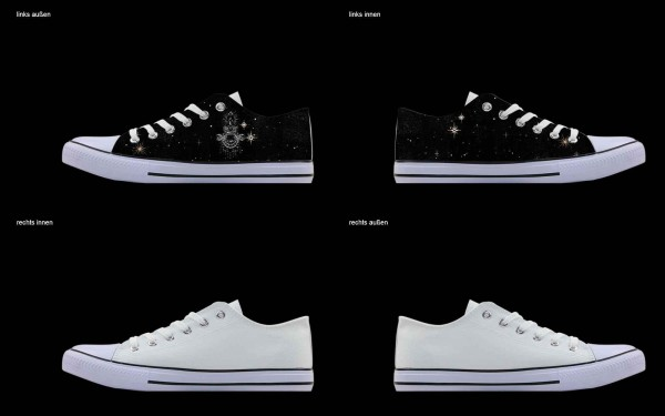 Schuh (Design: 7730 )Sneaker Low