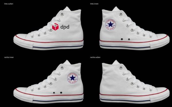 Schuh (Design: 7815 )Converse High