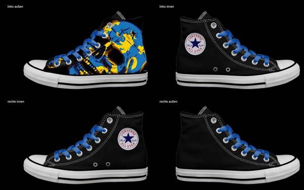 Schuh (Design: 4972 )Converse High