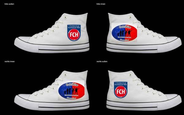Schuh (Design: 7688 )Sneaker High
