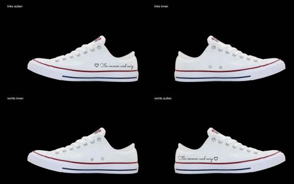 Schuh (Design: 5733 )Converse Low