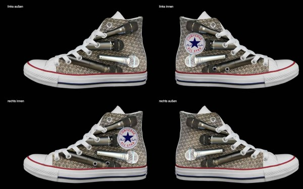 Schuh (Design: 7491 )Converse High