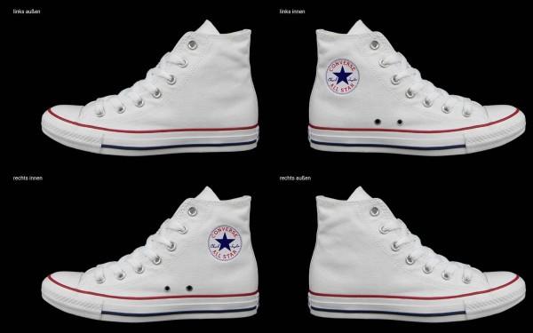 Schuh (Design: 8029 )Converse High