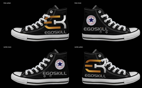 Schuh (Design: 7422 )Converse High