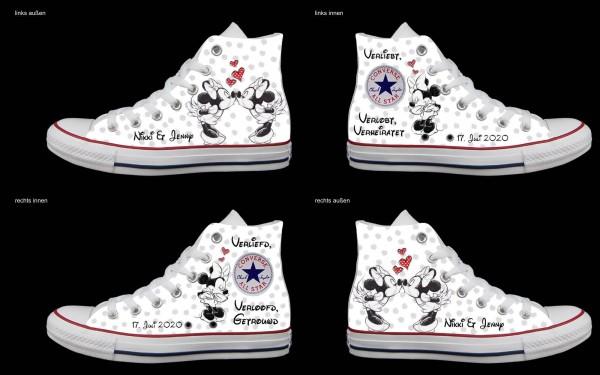 Schuh (Design: 7150 )Converse High