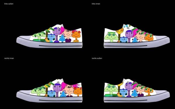 Schuh (Design: 4947 )Sneaker Low