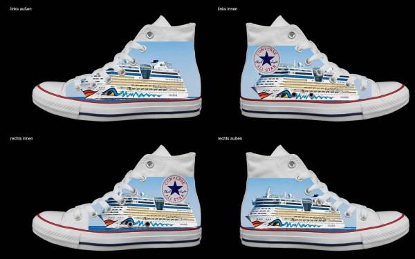 Schuh (Design: 4124 )Converse High