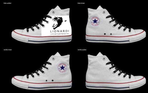 Schuh (Design: 5472 )Converse High