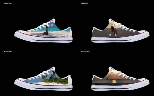 Schuh (Design: 7571 )Converse Low