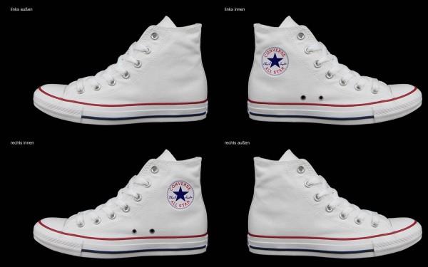 Schuh (Design: 6665 )Converse High