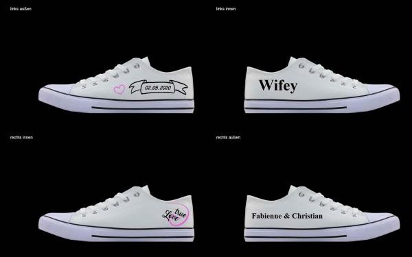 Schuh (Design: 4815 )Sneaker Low