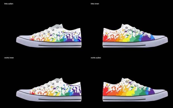 Schuh (Design: 7903 )Sneaker Low