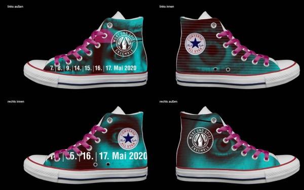 Schuh (Design: 7469 )Converse High