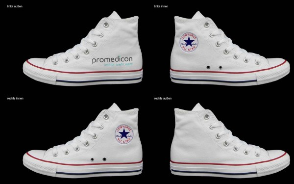 Schuh (Design: 6756 )Converse High