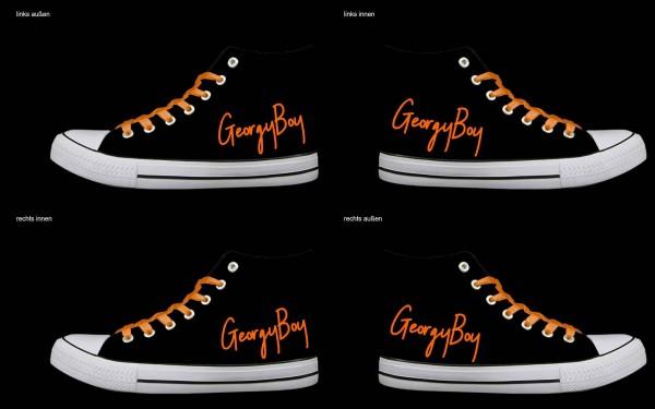 Schuh (Design: 4167 )Sneaker High