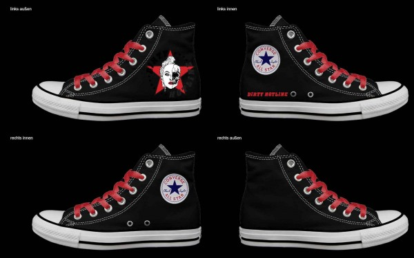 Schuh (Design: 8158 )Converse High