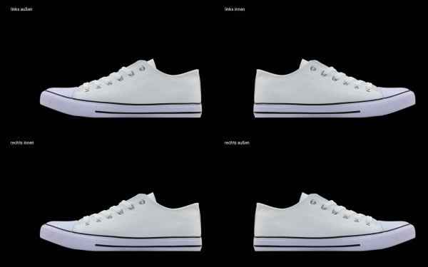 Schuh (Design: 5393 )Sneaker Low