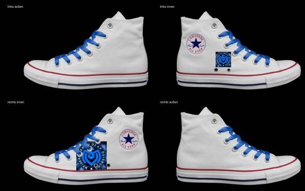 Schuh (Design: 4488 )Converse High