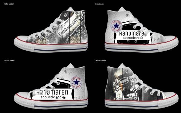 Schuh (Design: 7707 )Converse High