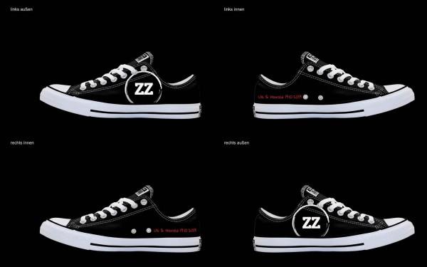Schuh (Design: 6632 )Converse Low