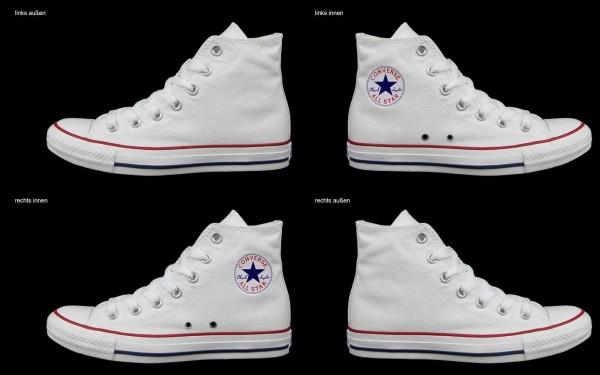 Schuh (Design: 7197 )Converse High