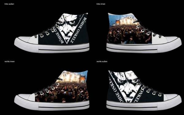 Schuh (Design: 4933 )Sneaker High