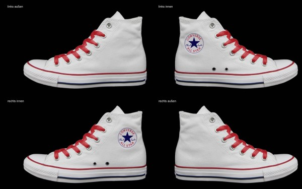 Schuh (Design: 7190 )Converse High