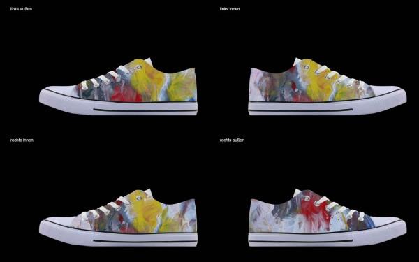 Schuh (Design: 7910 )Sneaker Low
