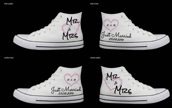 Schuh (Design: 4254 )Sneaker High