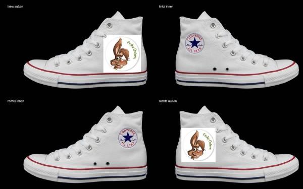 Schuh (Design: 5026 )Converse High