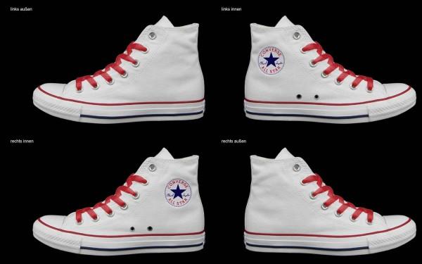 Schuh (Design: 7414 )Converse High