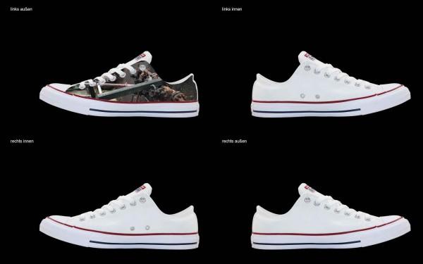 Schuh (Design: 7741 )Converse Low