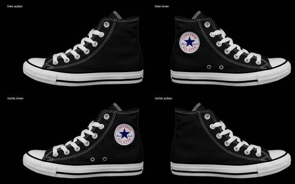 Schuh (Design: 7871 )Converse High