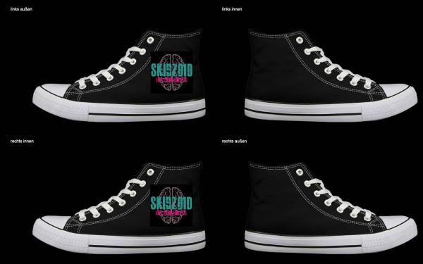 Schuh (Design: 6664 )Sneaker High