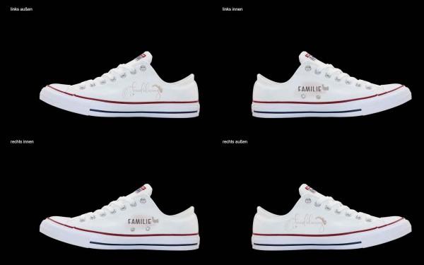 Schuh (Design: 8181 )Converse Low