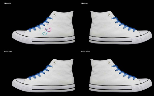 Schuh (Design: 7391 )Sneaker High