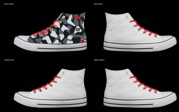 Schuh (Design: 4215 )Sneaker High