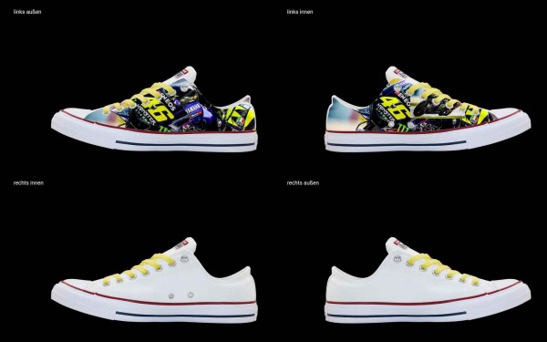 Schuh (Design: 7628 )Converse Low