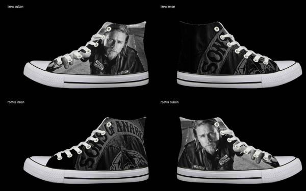 Schuh (Design: 7576 )Sneaker High
