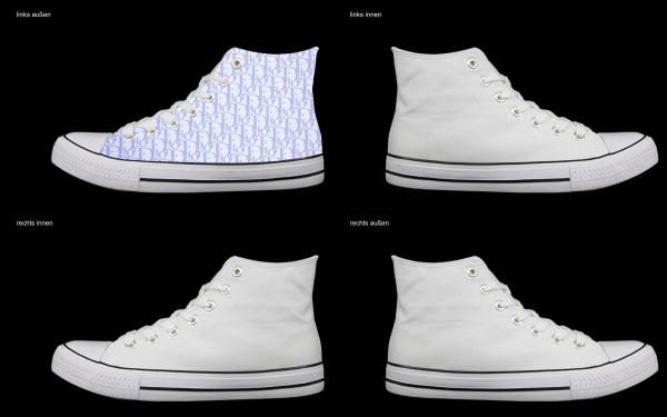 Schuh (Design: 8245 )Sneaker High