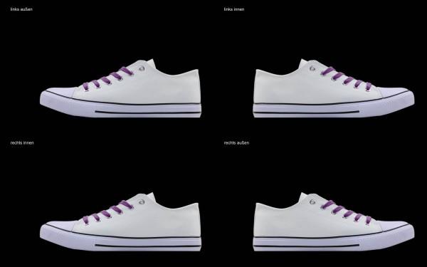 Schuh (Design: 7389 )Sneaker Low