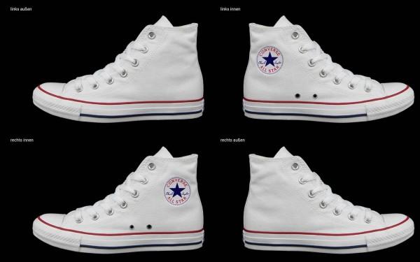 Schuh (Design: 8000 )Converse High