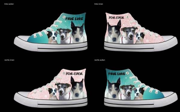 Schuh (Design: 3499 )Sneaker High