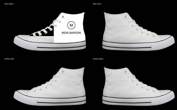 Schuh (Design: 8169 )Sneaker High