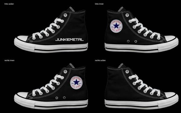 Schuh (Design: 7201 )Converse High