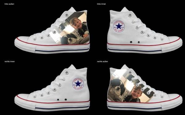 Schuh (Design: 7874 )Converse High