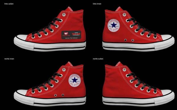Schuh (Design: 4820 )Converse High