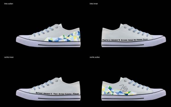 Schuh (Design: 7450 )Sneaker Low
