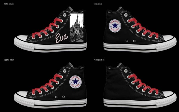 Schuh (Design: 7249 )Converse High